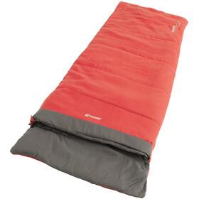 Outwell Celebration Lux Sleeping Bag, rojo
